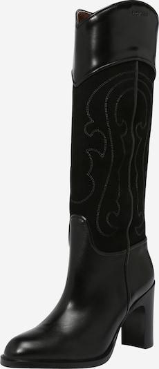See by Chloé Kozaki 'Dany' w kolorze czarnym, Podgląd produktu