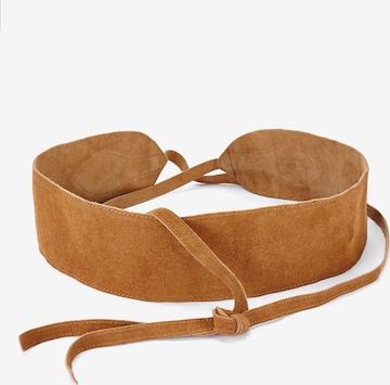 LASCANA Taillengürtel in Braun
