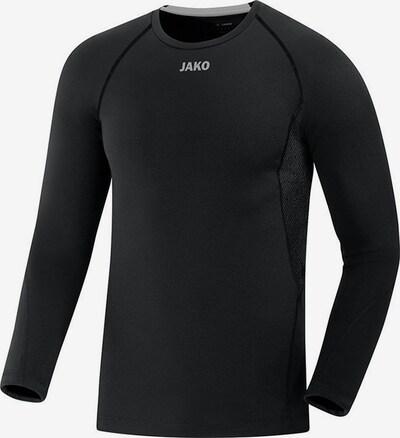 JAKO Unterhemd in schwarz / weiß, Produktansicht
