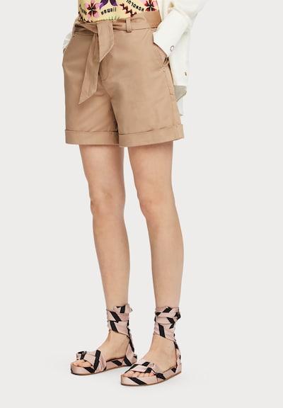 SCOTCH & SODA Chino-Shorts in beige, Modelansicht