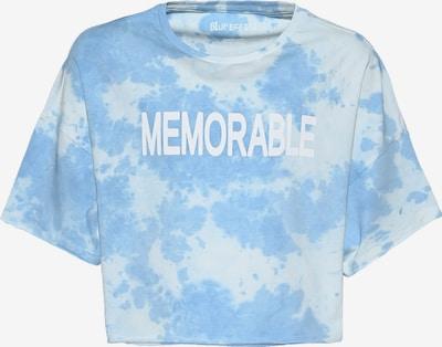 BLUE EFFECT Majica u plava / svijetloplava / bijela, Pregled proizvoda