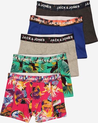 Jack & Jones Junior Gaće 'JOHNNY' u plava / zelena / maslinasta / svijetlocrvena / crna, Pregled proizvoda