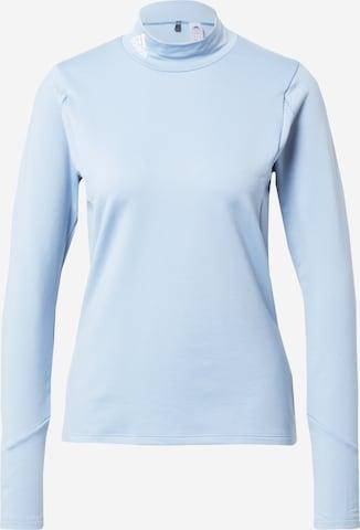 adidas Golf Performance Shirt in Blue