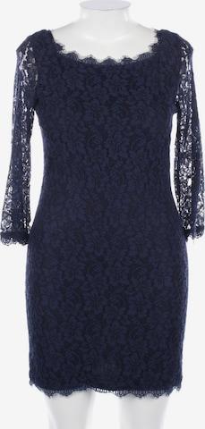 Diane von Furstenberg Dress in XL in Blue