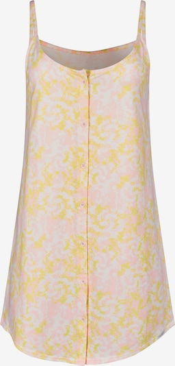 Skiny Nightgown in Yellow / Pink / White, Item view