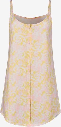 sárga / rózsaszín / fehér Skiny Hálóing, Termék nézet
