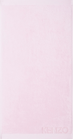 Kenzo Home Badetuch 'ICONIC' in Pink