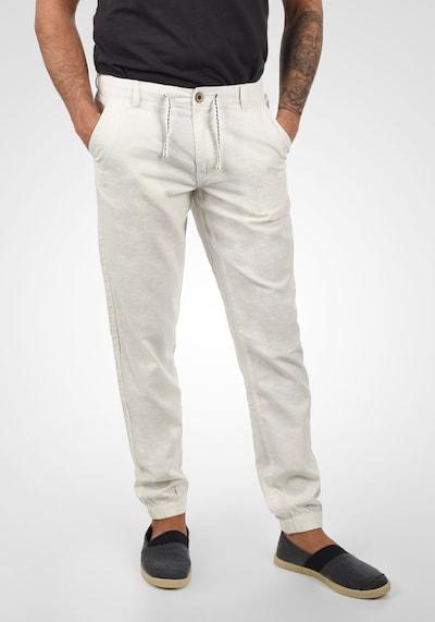 BLEND Hose 'Lennik' in weiß, Modelansicht