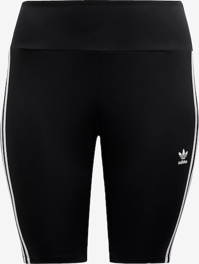 ADIDAS ORIGINALS Shorts 'Adicolor' in schwarz / weiß, Produktansicht