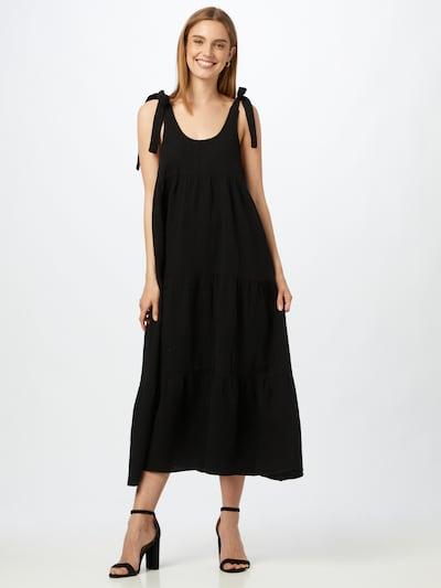 DENHAM Kleid 'VERONICA' in schwarz, Modelansicht