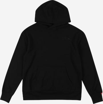 LEVI'S Sweatshirt in Black