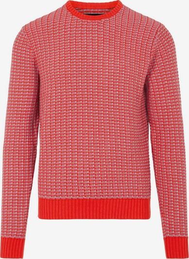 J.Lindeberg Pullover in rot, Produktansicht