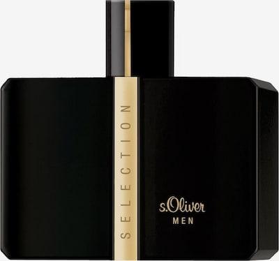 s.Oliver After Shave in gold / schwarz, Produktansicht