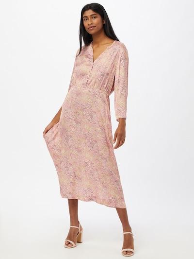 Rochie 'CIINARO' CINQUE pe galben / roz / negru / alb, Vizualizare model