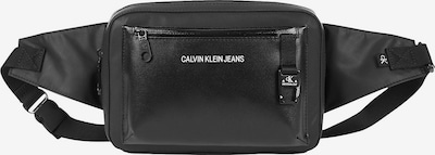 Calvin Klein Jeans Heuptas in de kleur Zwart / Wit, Productweergave