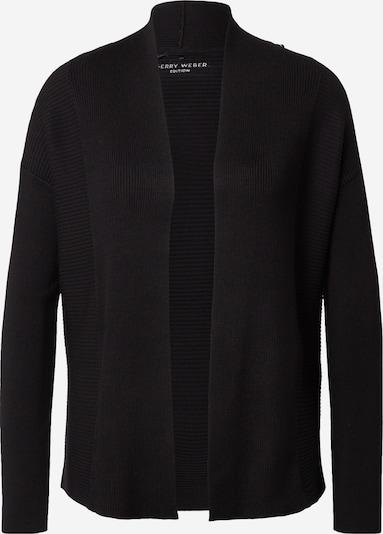 GERRY WEBER Strickjacke in schwarz, Produktansicht