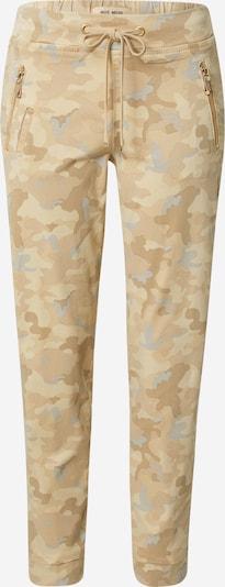 Pantaloni 'Lucie Levon' MOS MOSH di colore beige / beige scuro / blu chiaro, Visualizzazione prodotti