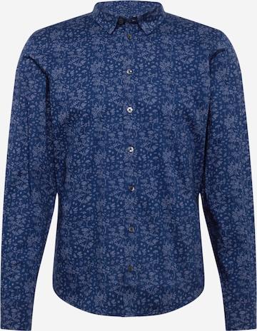 Casual Friday Hemd 'Arthur' in Blau