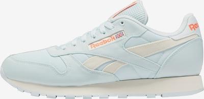 Reebok Classic Zapatillas deportivas bajas 'CL LTHR' en azul claro, Vista del producto