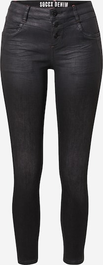 Jeans 'MI:RA' Soccx pe negru denim, Vizualizare produs