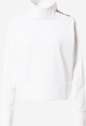 FILA Sweatshirt 'CECE' in rot / schwarz / weiß, Produktansicht