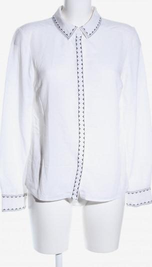 mint&berry Langarm-Bluse in M in schwarz / weiß, Produktansicht