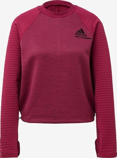 ADIDAS PERFORMANCE Sweatshirt 'Z.N.E.' in rot, Produktansicht