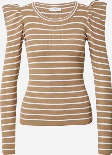 JACQUELINE de YONG Majica u bež / bijela, Pregled proizvoda