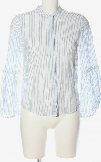 IVY & OAK Langarm-Bluse in S in blau / weiß, Produktansicht