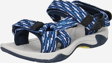 CMP Sandale 'Hamal' in Blau