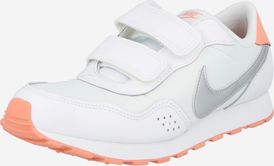 Nike Sportswear Trainers 'Valiant' in Grey / Salmon / White, Item view