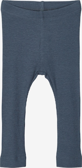 NAME IT Leggings 'RICHARD' in taubenblau, Produktansicht