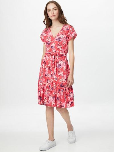 GAP Kleid 'V-SS FAV V SLD' in dunkelpink, Modelansicht