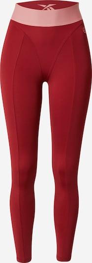 Reebok Classics Leggings in Blood red / White, Item view