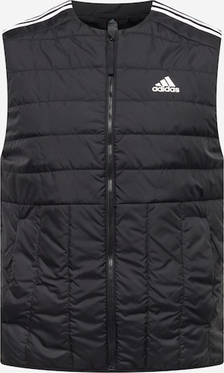ADIDAS PERFORMANCE Sports Vest 'Itavic' in Black / White, Item view