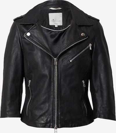 Goosecraft Prijelazna jakna 'GC Alanis Morissette' u crna, Pregled proizvoda