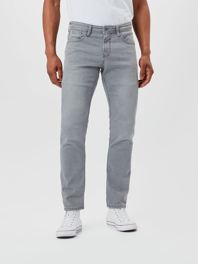 TOM TAILOR DENIM Džínsy 'AEDAN' - sivý denim, Model/-ka