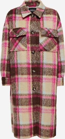 ONLY Between-Season Jacket 'Naja' in Cream / Nude / Brown / Cyclamen / Pink, Item view