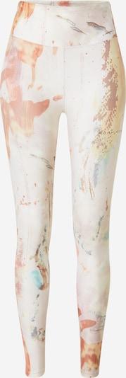 Röhnisch Pantalon de sport 'KEIRA' en aqua / rose pastel / rouge pastel / blanc, Vue avec produit