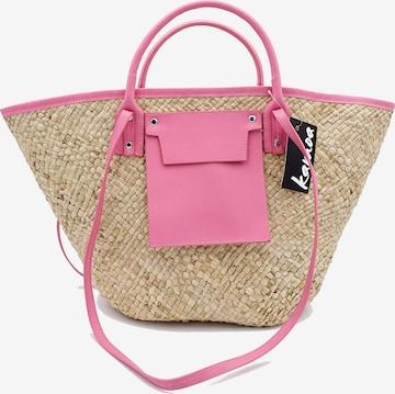 Kamoa Badetasche in Pink