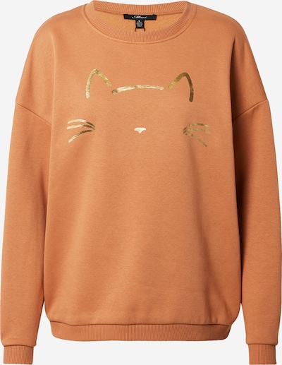 Mavi Sweater majica u svijetlosmeđa / zlatna, Pregled proizvoda