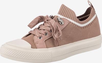 LA STRADA Sneakers in nude, Produktansicht