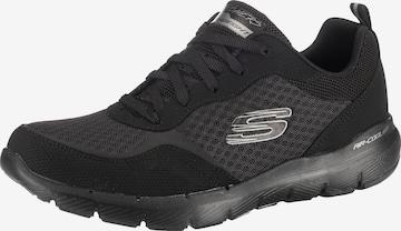 SKECHERS Sneaker 'FLEX APPEAL 3.0' in Schwarz