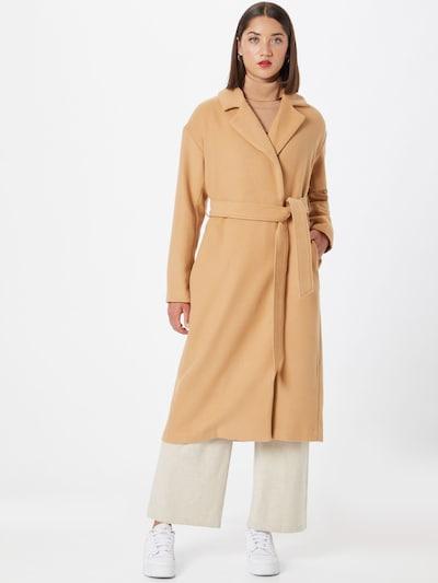 ABOUT YOU Zimný kabát 'Vanessa' - farba ťavej srsti, Model/-ka