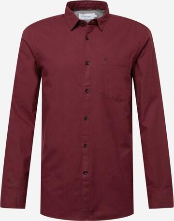 Calvin Klein Hemd in Rot