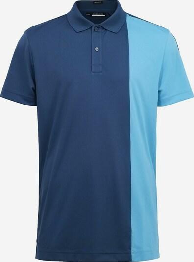 J.Lindeberg Shirt in de kleur Blauw / Lichtblauw, Productweergave