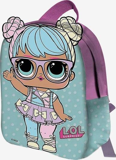 L.O.L. Kinderrucksack in mischfarben, Produktansicht