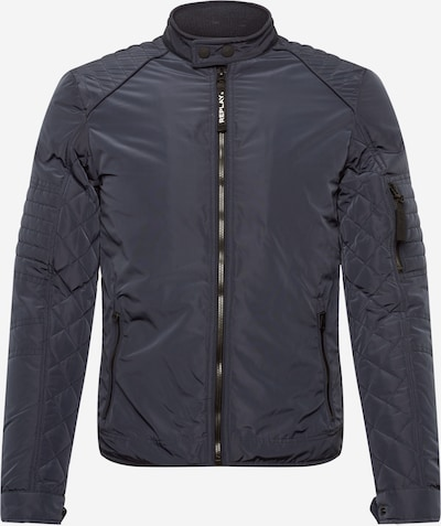 REPLAY Jacke in blau, Produktansicht