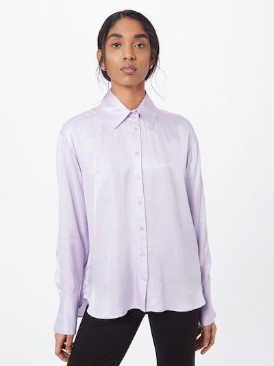 InWear Blouse 'Pauline' in Light purple, View model