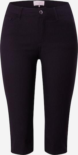 Pantaloni 'AMIE' Freequent pe negru, Vizualizare produs
